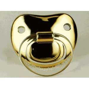 Billy Bob Gold Pacifier Toys & Games