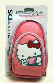 NEW Nintendo DS HELLO KITTY Game Traveler Backpack Pink