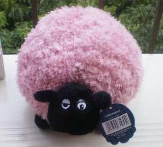 NICI Pink Shaun The Sheep Stuffed Animal 30 CM Loves gift