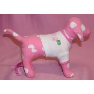 Victorias Secret Pink Collectible 86 Dog With T Shirt