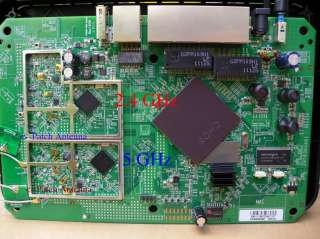 7dBi Antenna Mod Kit for Netgear WNDR3800 Dual Band Gigabit (no