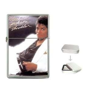 Michael Jackson Thriller Flip Top Lighter: Sports