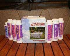 Dream Maker BigEZ 6 Person Portable Spa Hot Tub