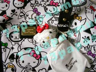 RARE Tokidoki Hello Kitty BOSTON DUFFLE BAG 35th Anniv
