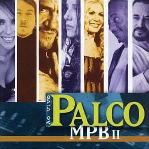 Palco MPB II Various Artists Music