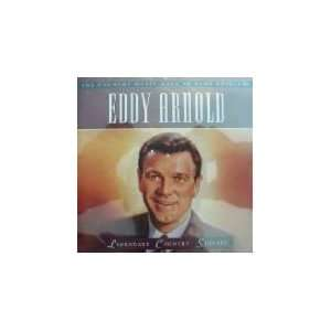EDDY ARNOLD (LEGENDARY COUNTRY SINGERS)   (TIME LIFE