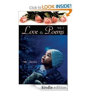 Love and Poems Mr. Desire  Kindle Store