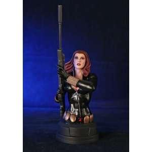 Marvel Comics Black Widow Bust Toys & Games