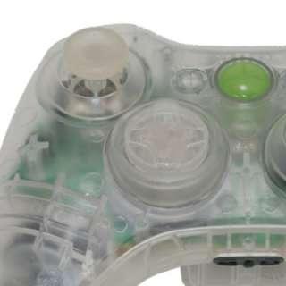 MadModz Clear & Soul Glow XBOX 360 Controller Kit