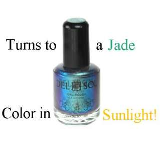Del Sol ◙ Color Changing Nail Polish ◙ Island Fever ◙