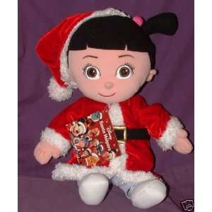 Holiday Christmas Santa 13 Inch Boo Doll New with Tags Toys & Games