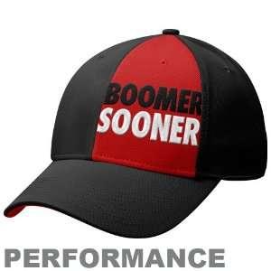 Nike Oklahoma Sooners Black 2011 Boomer Sooner Legacy 91
