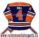 taylor hall edmonton oilers new home jersey reebok rbk $ 166 85 listed
