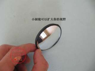 PCS Wide Angle Car Mirror Blind Spot Auto Rear View
