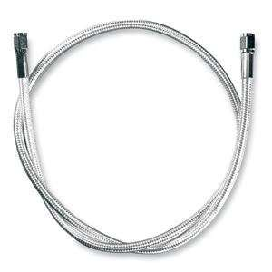 Magnum Shielding Universal Braided Brake Line   12/Polished Stainless