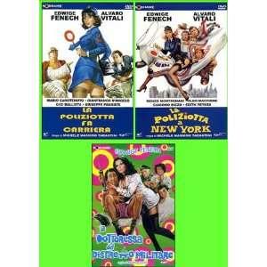 edwige fenech, alvaro vitali, massimo m. tarantini Movies & TV