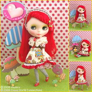 TAKARA Neo Blythe Precocious Candys MushRoom CWC Ltd♥