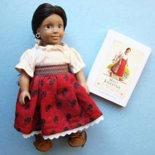 Company American Girl Josefina Mini Doll and Book 6 Inches