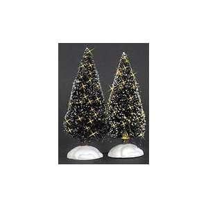 Village Collection Shimmering Bristle Tree 4 #04507 Home & Kitchen