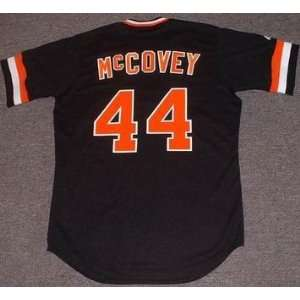 WILLIE McCOVEY San Francisco Giants 1978 Majestic
