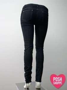 Womens Plus Size Jeans Skinny Vintage Blue Denim Sexy JrSz 1X 2X 3X