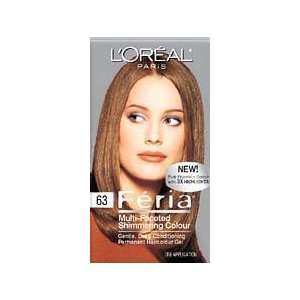 Loreal Feria Spark Amber Haircolor Beauty