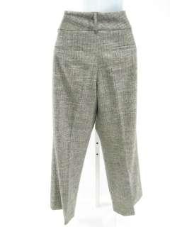SUPPLY & DEMAND Brown Tweed Wool Pants Slacks Sz 4