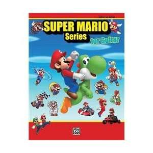 Alfred Super Mario Series for Guitar Book (Standard