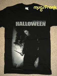 Michael Myers Knife Halloween Suburban Night T Shirt