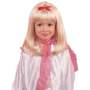 Childs Peggy Sue Halloween Costume Wig Toys & Games