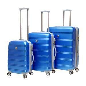 CalPak LAD3000TSA Andover II Luggage Set Color Royal