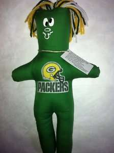 Green Bay PACKERS Dammit Doll Frustration Stress NFL