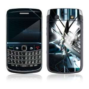 Bold 9700 Decal Vinyl Skin   Abstract Tech City