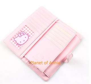color HELLO KITTY Purse Wallet bag case for lady girl