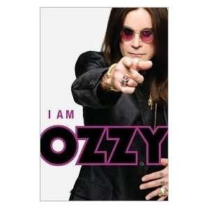 Ozzy Osbourne Autographed/Hand Signed Book I Am Ozzy Pre Order Signing