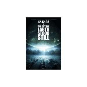 Day The Earth Stood Still Version A Two Sided Original Movie Poster