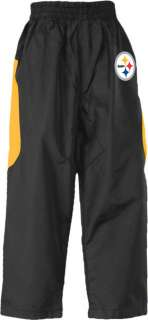Pittsburgh Steelers Infant Full Zip Hooded Jacket and Pant Set