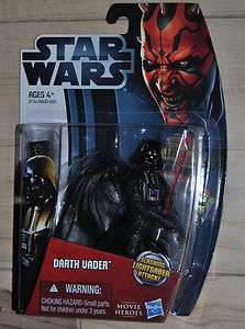 Star Wars Movie Heroes Collection Darth Vader Figure MH06 Brand New