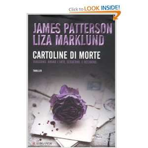 Cartoline di morte (9788830427747): Liza Marklund James