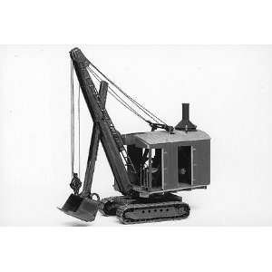 Jordon HO Erie B 2 Steam Shovel Kit: Toys & Games