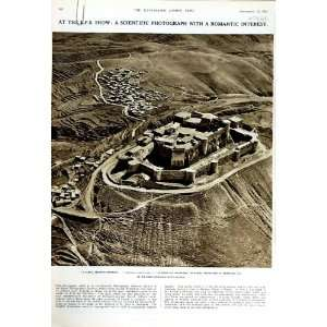 1951 CRUSADER CASTLE SYRIA COVENTRY CATHEDRAL GERMANY