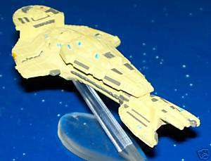 STAR TREK Micro Machines Cardassian Obsidian * RARE *