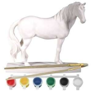 HORSE OF A DIFFERENT COLOR PAINT YOUR OWN MUSTANG PONY