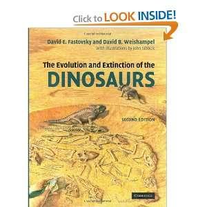): David E. Fastovsky, David B. Weishampel, John Sibbick: Books