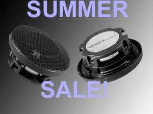 CDT Audio ES 010 Silk Dome Tweeters SUMMER SALE