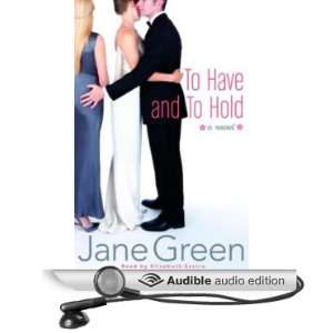 To Hold (Audible Audio Edition) Jane Green, Elizabeth Sastre Books