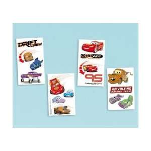 Amscan Party Favors 16/Pkg Disney Cars Tattoo; 6 Items