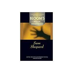 Sam Shepard (Blooms Major Dramatists) (9780791070352