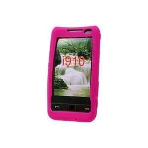 Cellet Samsung Omnia i910 Hot Pink Jelly Case