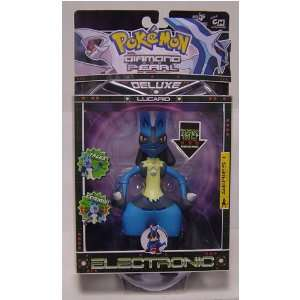 Pearl Series 1 Deluxe Electronic Action Figure Lucario Toys & Games